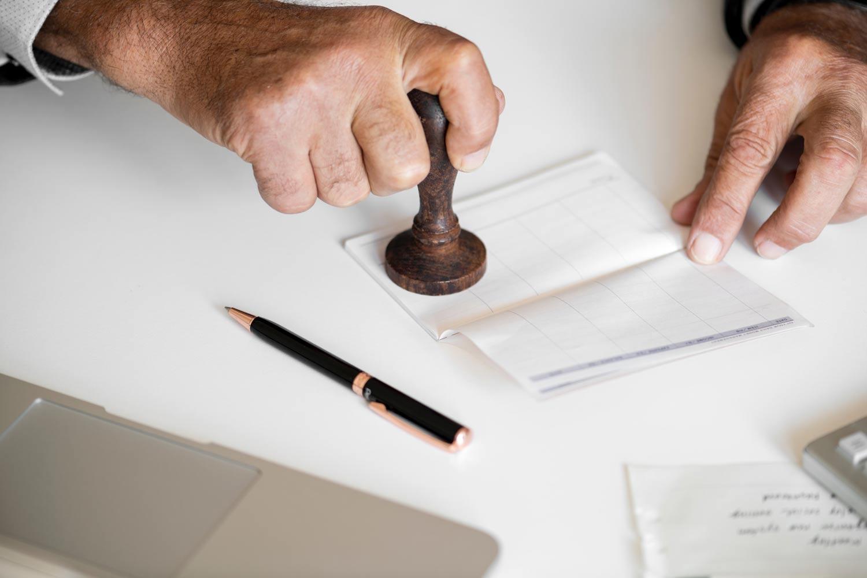 Få styr på papirarbejdet