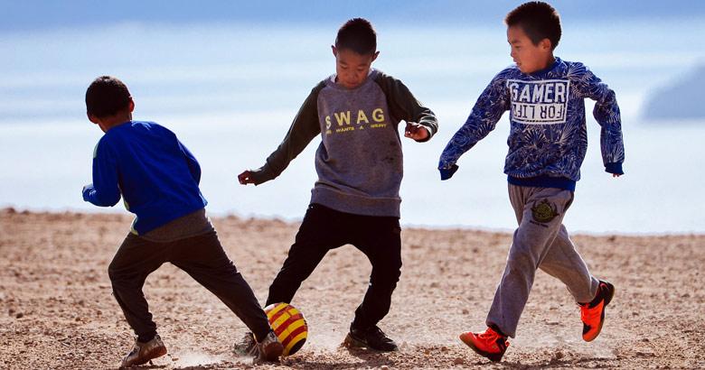Forening Grøndlandske Børn topbillede